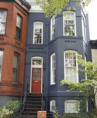 2 row style house