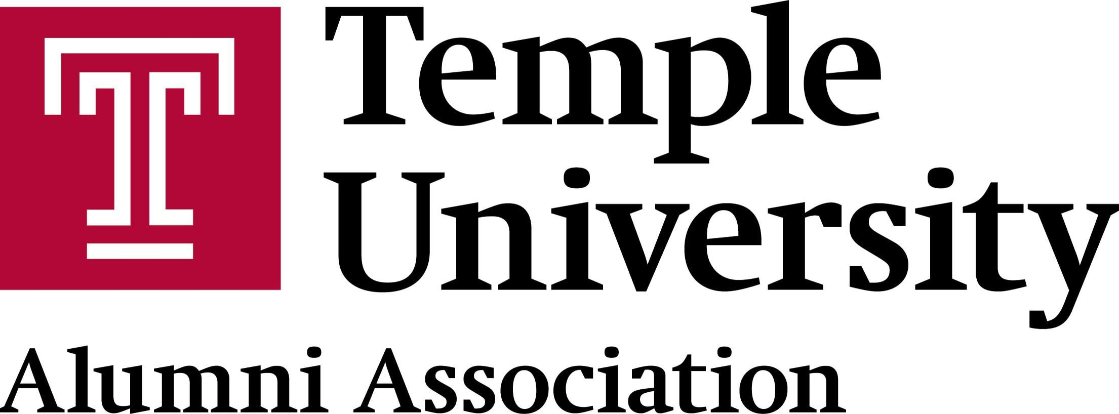 Temple University Alumni Association logo
