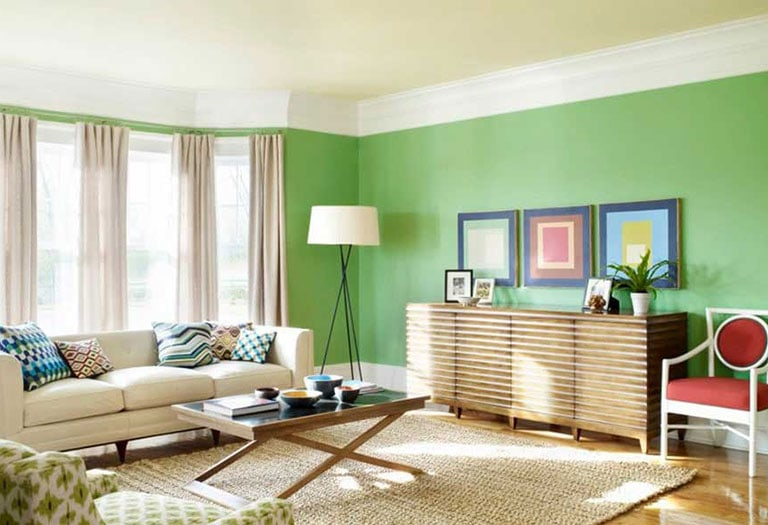 Interior Home Painting by PAINT Philadelphia